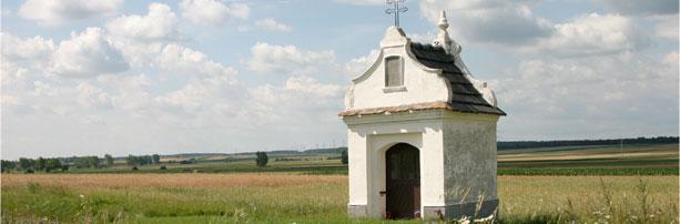 Kapliczka św. Izydora w Zimnicach Małych