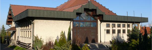 Kościół Ducha Świętego w Winowie