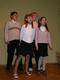 Kwartet: Michał, Paulina, Magda i Ania