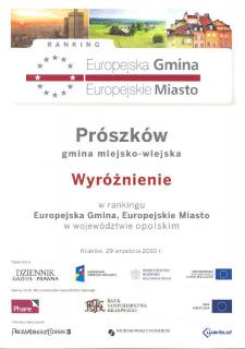 Dyplom - europejska gmina.jpeg
