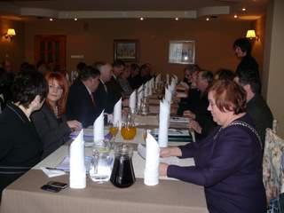 Obrady I sesji po wyborach 2010