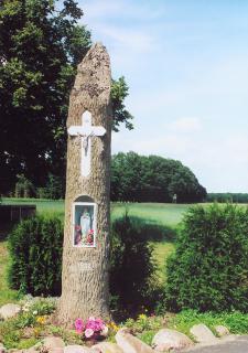 Krzyż pokutny  foto: Krzysztof Duniec