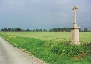Krzyż Mazura  foto: Krzysztof Duniec