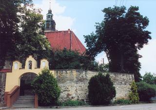 Kościół  foto: Krzysztof Duniec