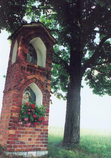 Kapliczka św. Urbana  foto: Krzysztof Duniec