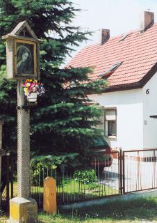 Obraz Matki Boskiej Bolesnej  foto: Krzysztof Duniec