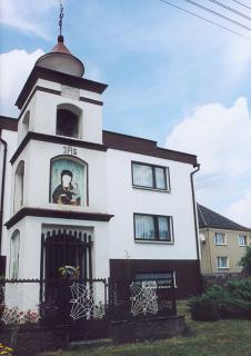 Kaplica w centrum  foto: Krzysztof Duniec
