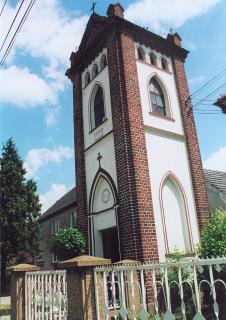 Kaplica przy ulicy Opolskiej  foto: Krzysztof Duniec