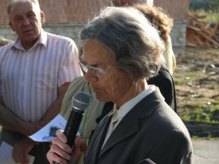 inicjatorka pani Ingeborg Odelga