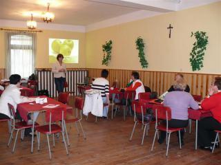 Warsztaty w Domu Spotkań DFK Chrząszczyce