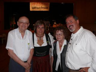 Spotkanie Prószkowian w Steinbach (Niemcy) 2008 r.