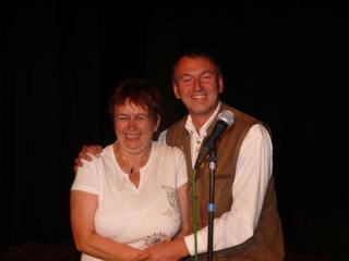Christine Stellmach i Norbert Rasch