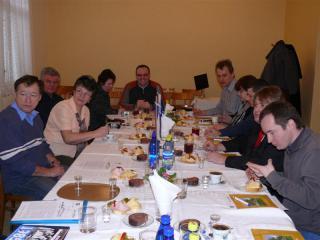 Spotkanie w Pavlovicach u Prerova