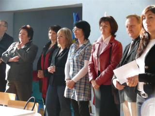 Burmistrz Róża Malik, Rada Rodziców, dyr B. Dziubałtowska