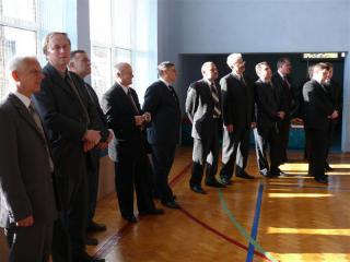 Dyrektorzy szkół z Ukrainy