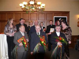 Na pierwszym planie nominowani do statuetki Leopolda 2009