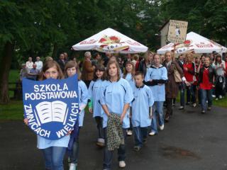 Szkoła Podstawowa i Gimnazjum w Zimnicach Wielkich