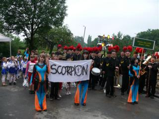 Formacja Tańca Nowoczesnego SCORPION
