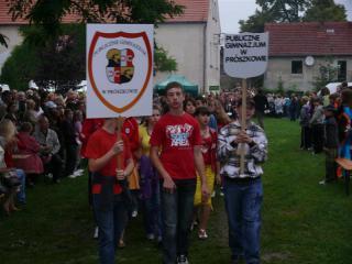 Publiczne Gimnazjum w Prószkowie