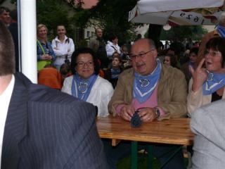 Goście z Huenfeld (Niemcy)