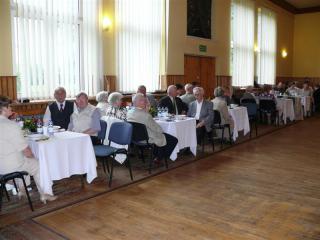Goście  Proskauer Treffen 1