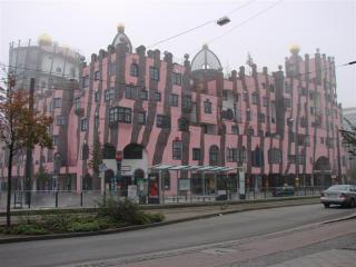 Zielona Cytadela w Magdeburgu