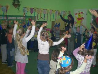 Taniec urodzinowy