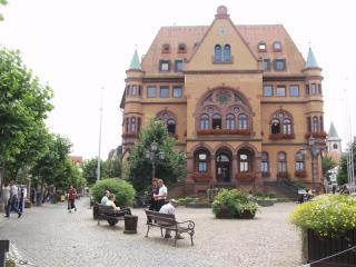 Ratusz w Huenfeld