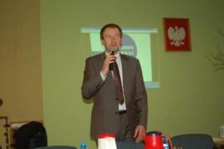 Norbert Rasch - Przewodniczący Zarządu Gminnego TSKN